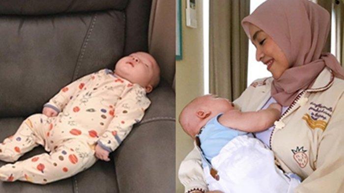 Gemasnya Kalam, Putra Pertama Tika Bravani 'Denok', Para Pemain Tukang Ojek Pengkolan Beri Komentar