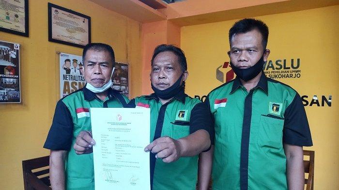 Dianggap Tak Netral, PPP Sukoharjo Laporkan Oknum Kades di Weru, Bawa Bukti Rekaman Video