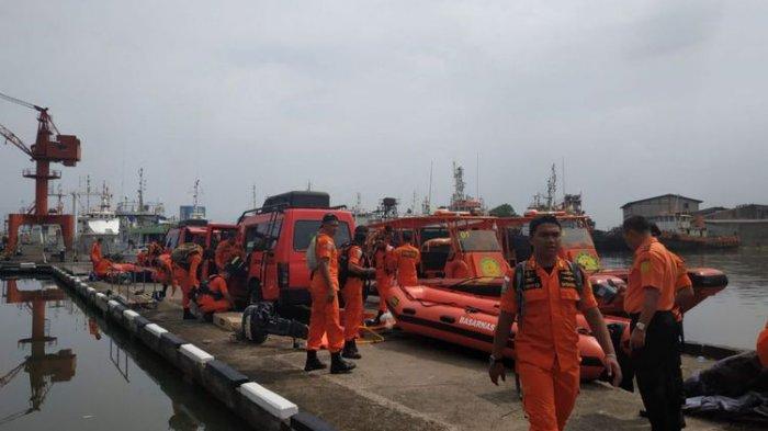 Basarnas Perkirakan Banyak Korban Masih di dalam Lion Air di Dasar Laut