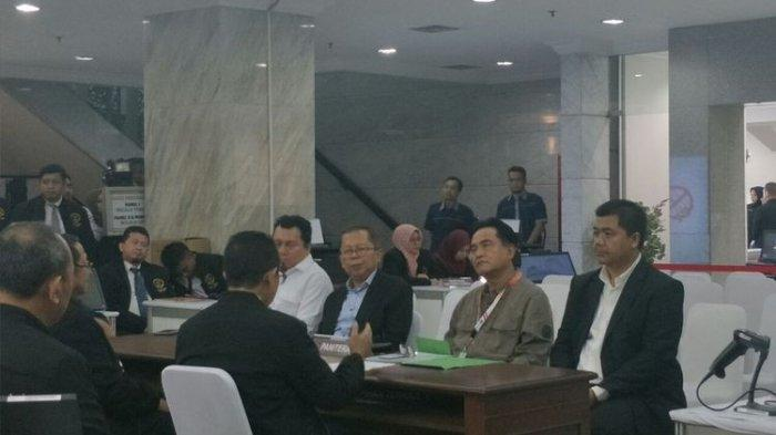 Tim Hukum Jokowi-Ma'ruf Dipimpin Yusril Konsultasi ke MK soal Gugatan Sengketa Pilpres