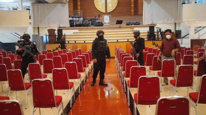 Gereja Kepunton Solo Pernah Jadi Sasaran Pengeboman 2011 Lalu, Kini Disterilkan Jelang Paskah