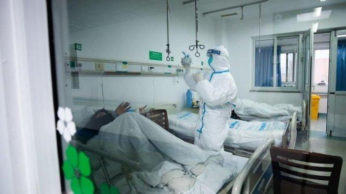 BREAKING NEWS: 1 Pasien Suspect Corona Asal Sukoharjo Meninggal di RSUD Dr Moewardi Solo