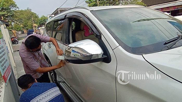 Kasus Pecah Kaca Mobil Pajero di Gatak Sukoharjo Ditangani Polres Sukoharjo