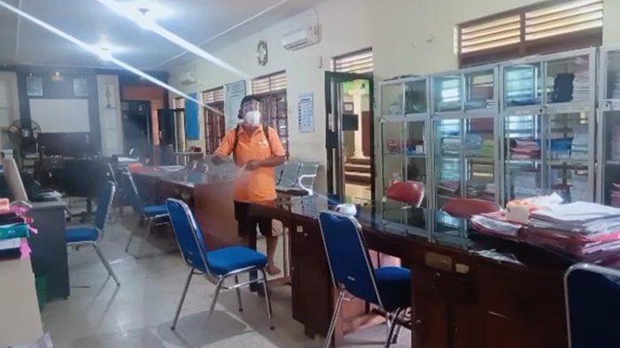Buntut Sekretaris Desa Karangwuni Sukoharjo Positif Covid-19, Pelayanan Tutup Seminggu