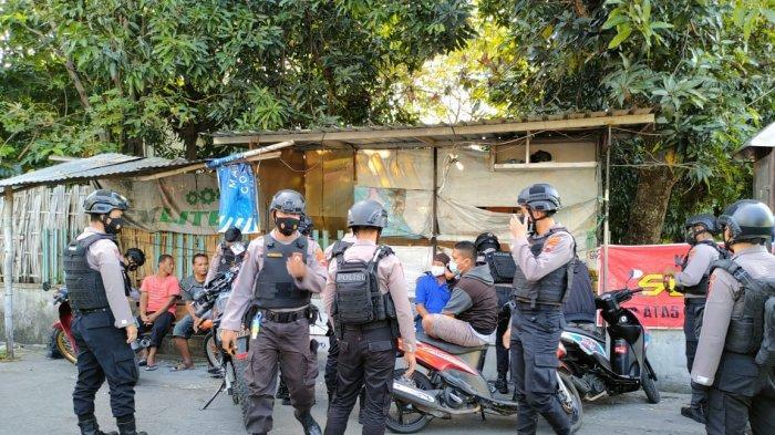 7 Pria di Solo Pesta Miras usai Menyembelih Hewan Kurban, Kini Kena Sanksi