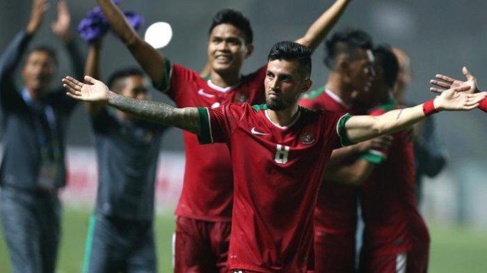 VIDEO: 4 Gol Timnas Indonesia saat Melawan Taiwan, Lilipaly Cetak 2 Gol dan 1 Assist