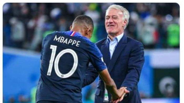 Jelang Partai Pembuka di Grup Neraka, Prancis Digoyang Kabar Tak Sedap : Mbappe & Giroud Belum Akur