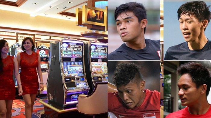 Geger Skandal Timnas Singapura di SEA Games 2019, Sebelum Laga Pemain Malah Begadang di Casino