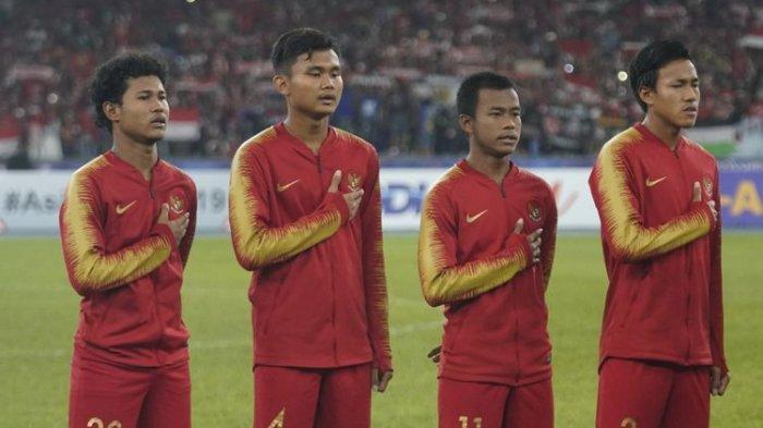 Link Live Streaming Timnas U 19 Indonesia Vs Iran Pukul 15.00 WIB, Fakhri Ingin Matangkan Set Piece