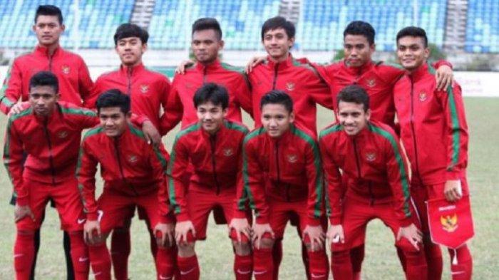 Jadwal Piala Asia antara Timnas U-19 Indonesia Vs Taiwan, Garuda Muda Targetkan Kemenangan