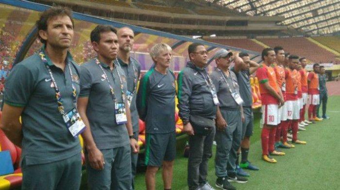 Bima Sakti Ungkap Tangis Luis Milla di Ruang Ganti Seusai Timnas Indonesia Kalah dari UEA