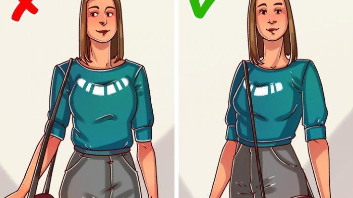 Sederet Tips Memilih Tas yang Nyaman Dipakai dan Tak Bikin Sakit Punggung, Perhatikan Modelnya