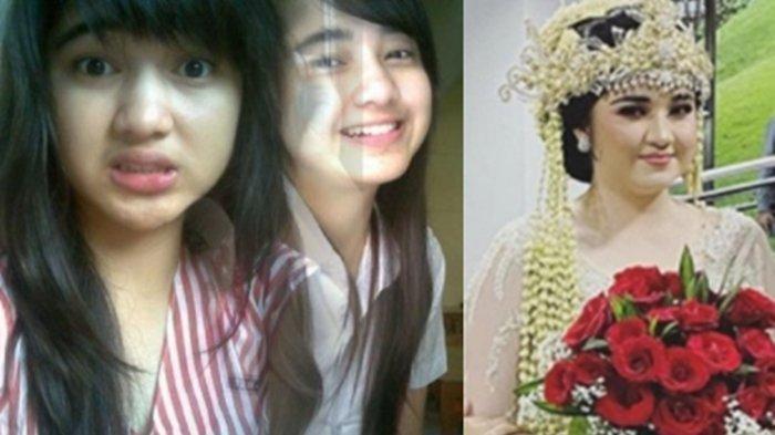 Tirani Dwitasari, Gadis Cantik Pernah Viral di Friendster Resmi Menikah: Intip Foto-foto Bahagianya