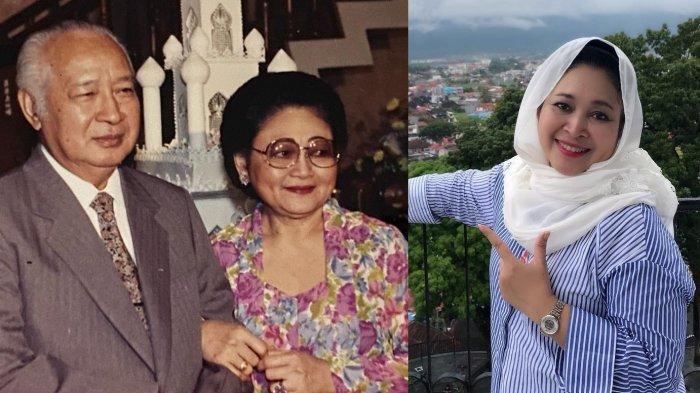13 Tahun Berlalu, Titiek Soeharto Kenang Hari Wafatnya Sang Ayah, Bagikan Foto-foto Lawas Soeharto