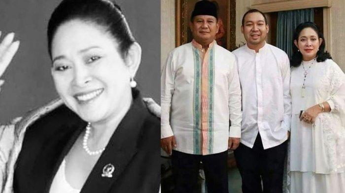 Titik Soeharto Naik Kereta Api, Penampilannya yang Simpel Tuai Pujian Warganet
