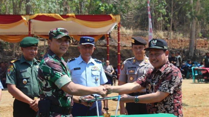 Kodim 0726/Sukoharjo Buka TMMD Tahap III, Bakal Sasar Pembangunan Fisik hingga Perkuat Bela Negara