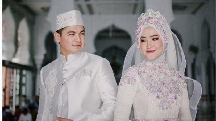 Tommy Kurniawan dan Lisya Nurrahmi