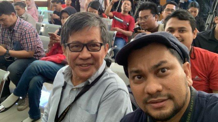 Hadir di PN Jaksel, Tompi Siap Bersaksi dalam Kasus Hoaks Ratna Sarumpaet