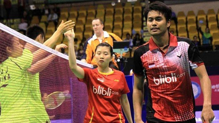 Tontowi Ahmad/Debby Susanto Raih Kemenangan di Babak Pertama Malaysia Masters 2019