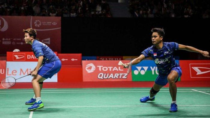 Owi/Butet Gagal Melangkah ke Final Denmark Open 2018