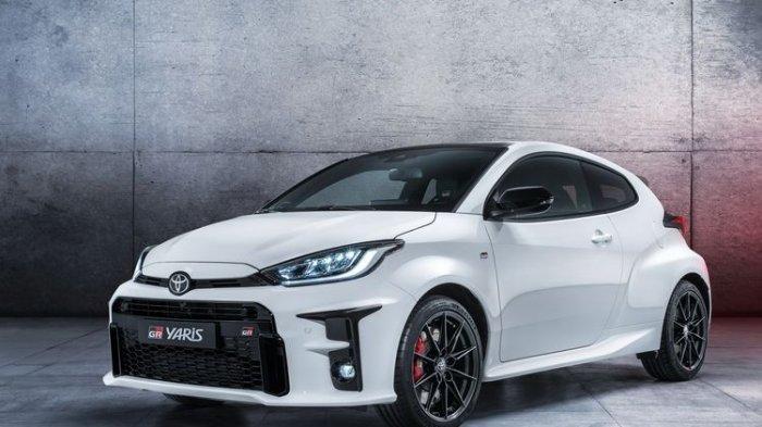 Toyota GR Yaris resmi meluncur