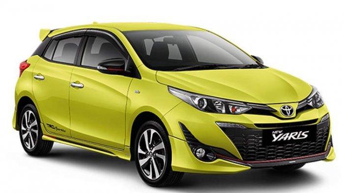 Beli Toyota Yaris 2018 Bisa Dapat Diskon Rp 35 Juta, Honda Jazz Diskon Rp 10-15 Juta