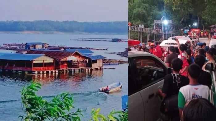 Pesona Warung Apung Kedung Ombo yang Buat Wisatawan Ramai Berdatangan, Baru Kali Ini Berakhir Pilu