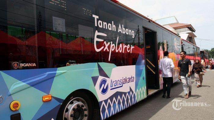 Wartawan Peliput Asian Games Dapat Akses Gratis Naik Bus TransJakarta