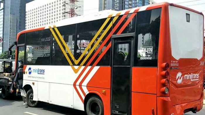 Bus Transjakarta Terguling di Gatot Subroto, Begini Kondisi Penumpangnya