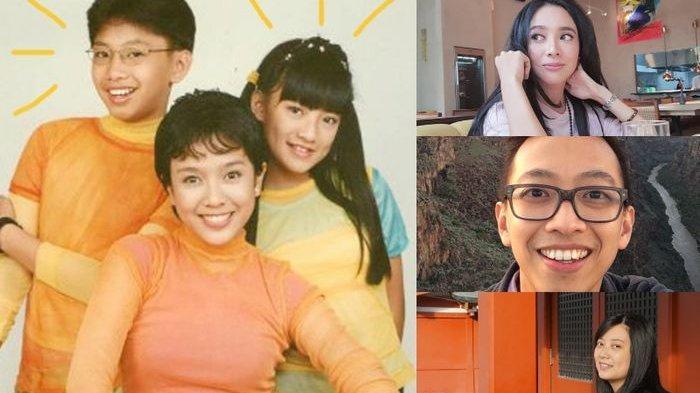 Bikin Fans Mewek, Trio Kwek Kwek Reuni Nyanyi Lagu Lawasnya untuk Beri Support Papa T Bob