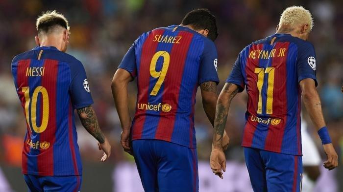 Trisula Baru Atletico Madrid yang Bisa Saingi Trio MSN Barcelona