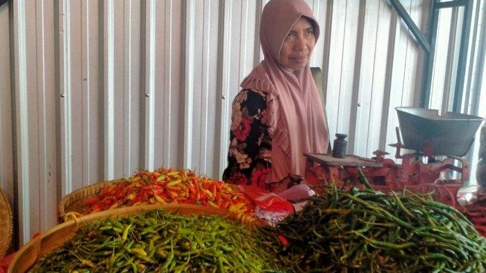 Harga Cabai Rawit di Klaten Tembus Rp 120 Ribu Per Kilogram, Pedagang Sebut Stok Minim