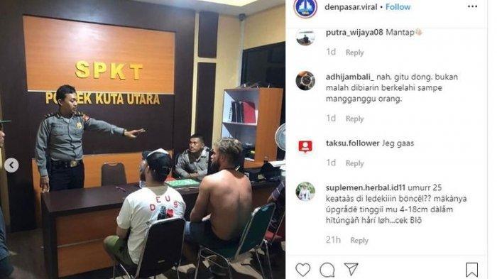 Viral, Turis Rusia Terlibat Cekcok dengan Warga Bali Karena Senggolan saat Berjoget