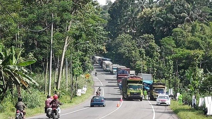 Kurun Waktu Dua Minggu Terjadi Dua Kecelakaan di Keboan Ampel Boyolali, Pengendara Diimbau Waspada