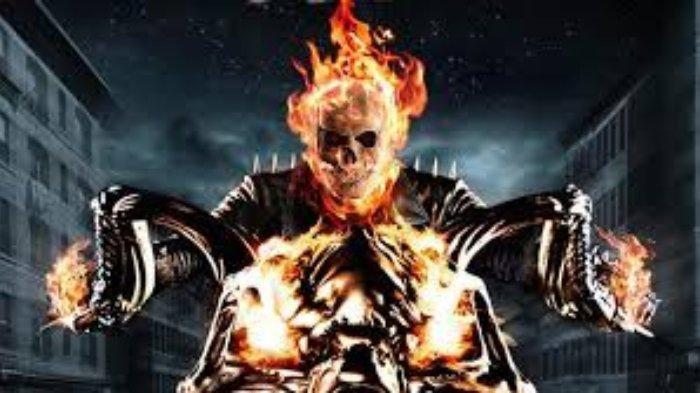 Sinopsis & Trailer Film Ghost Rider Tayang Malam Ini Pukul 20.00 WIB, di Bioskop Trans TV