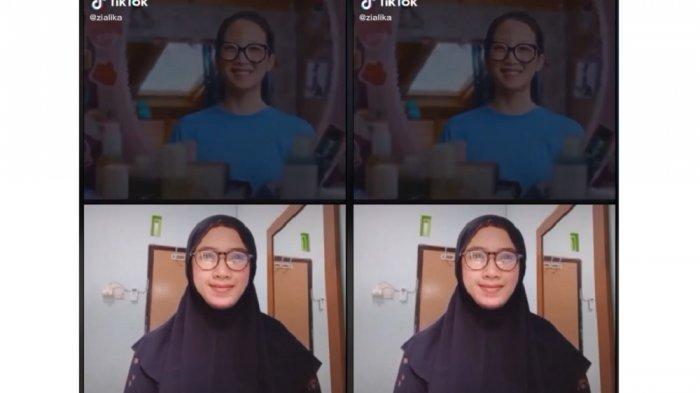 Sosok Danik Hidayah, Lim Ju Kyung Versi Lokal yang Viral di Media Sosial