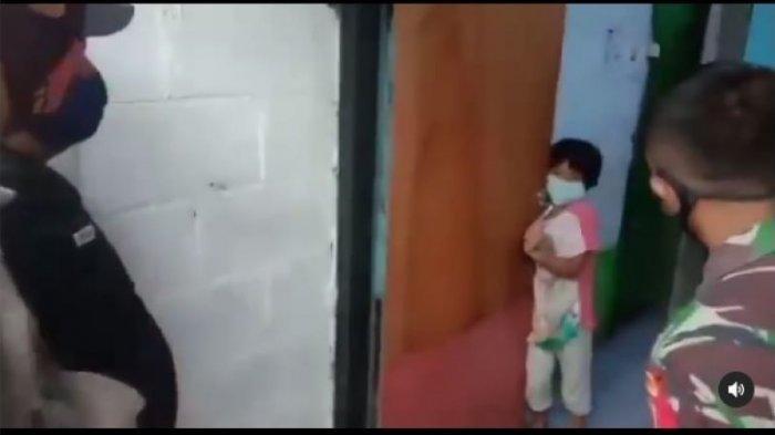 Keluarga Suspek Covid-19, Bocah Perempuan di Magelang Harus Tinggal Sendirian di Kontrakan