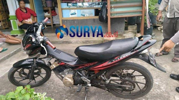 Polisi Gadungan di Blitar Curi Motor Scoopy tapi Tinggalkan Motor Satria di Rumah Korban