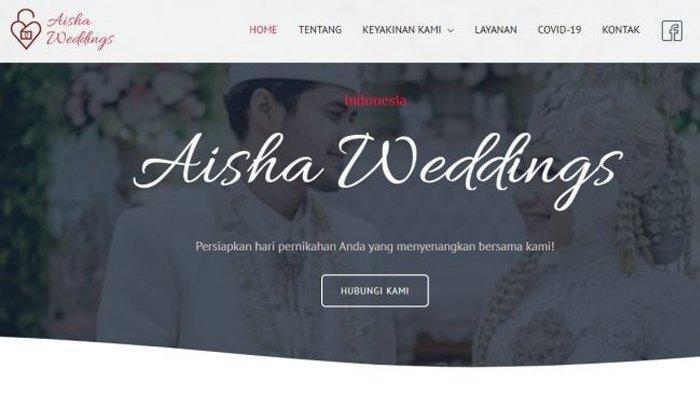 Fotografer Selebaran Aisha Weddings Angkat Bicara soal Karyanya yang Disalahgunakan: Kecolongan