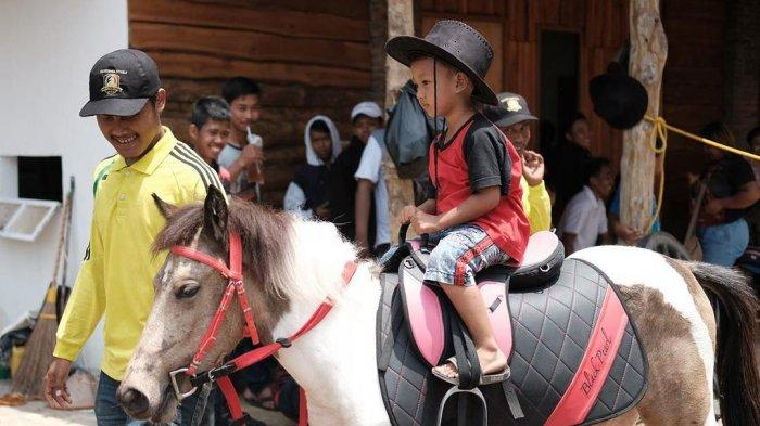 Dari Kandang Kuda, Pengusaha di Sukoharjo Ini Sulap Lahannya Jadi Pundi-pundi Rupiah untuk Wisata