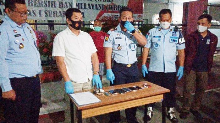 BREAKING NEWS :Sipir Rutan SoloSelundupkan Sabu-sabu ke Narapinda, Kasus Terungkap Pasca Razia