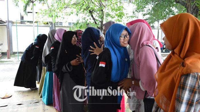 Unit Kegiatan Mahasiswa Islam Universitas Slamet Riyadi Halal Bihalal