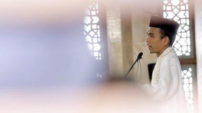 Penjelasan Ustaz Abdul Somad soal Hadist Dukhan Jumat 15 Ramadhan yang Terbukti Tak Shahih