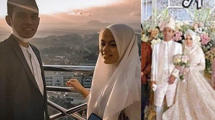 Foto-foto Kebersamaan Ustaz Abdul Somad dan Istri Beredar Setelah Gelar Resepsi di Gontor Ponorogo