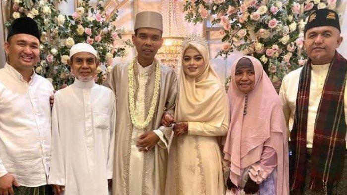 Sederet Fakta Resepsi Pernikahan Ustaz Abdul Somad, Dihadiri Artis hingga Bertema Arabian Wedding