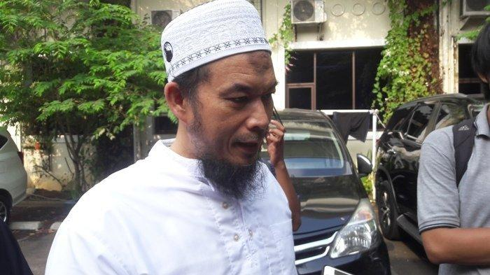 Diperiksa Polisi, Ustaz Sambo Sebut Dirinya Tak Punya Keterkaitan dengan People Power Eggi Sudjana