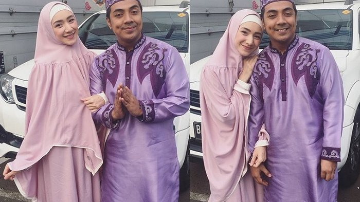 Indri Giana dan Riza Muhammad