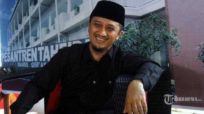Dirawat di Rumah Sakit, Ustaz Yusuf Mansur Beberkan Kondisinya, Sebut HB Sangat Rendah