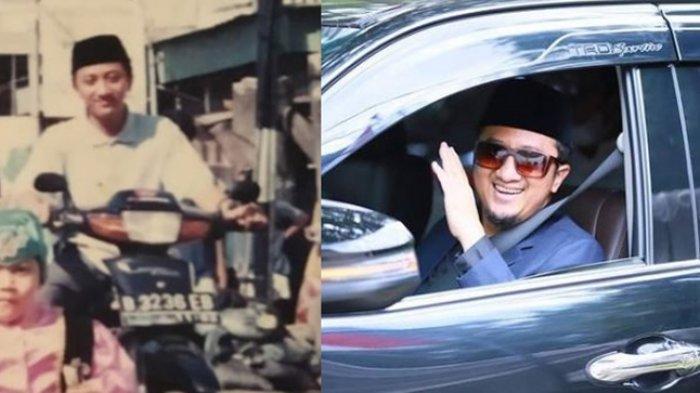 Kini Sukses Dakwah & Bisnis, Ustaz Yusuf Mansur Kenang Zaman Susah Masih Naik Supra Jadul