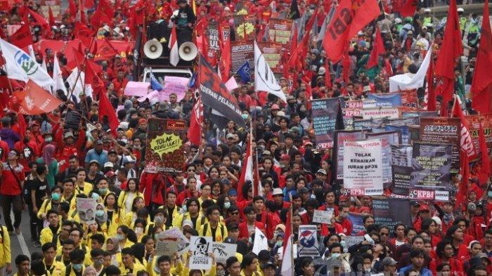 Buruh dari KSPSI Pastikan 1 Mei Tak Lumpuhkan Jalanan di Solo, Tapi Ingatkan Ini ke Wali Kota Gibran